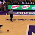 Northwestern's Ashley Deary gives ball away while tying shoe (Video)