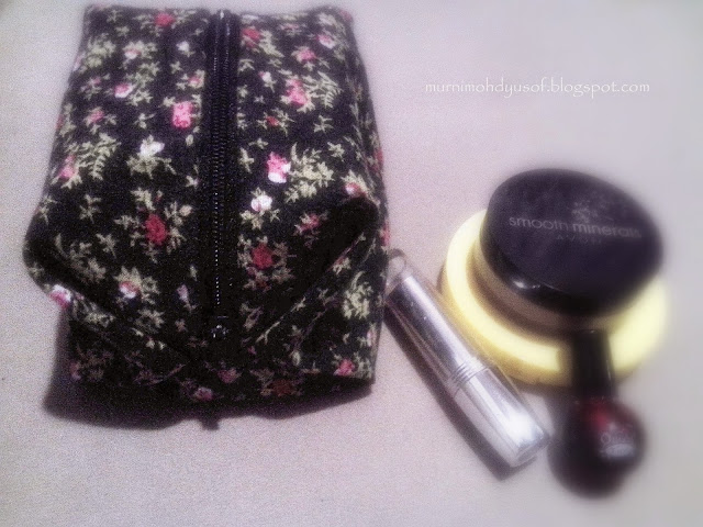 DIY: Makeup Case