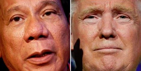Pres. Duterte To Donald Trump 'Medyo pare-pareho kami'