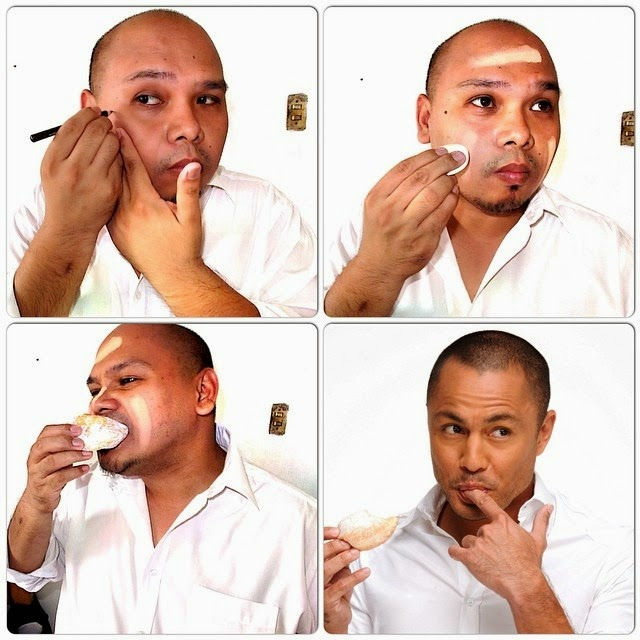 Funny #makeuptransformation Photos