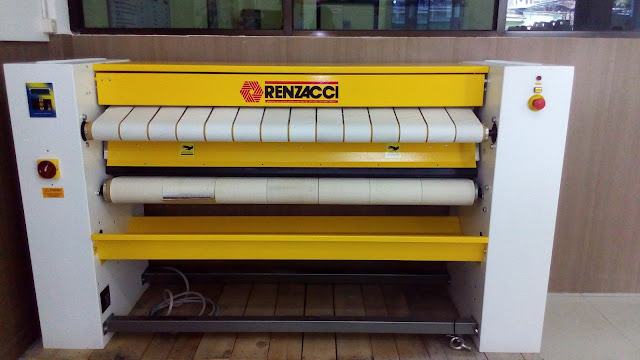 P_20170120_110059 Kredit Mesin Setrika Roll/ Flatwork Ironer/mangler
