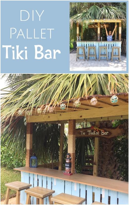 tiki bar ideas for the home backyard
