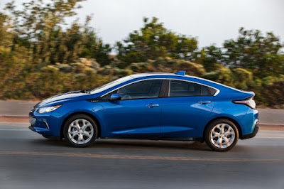 Chevrolet Volt 2018 Review, Specs, Price