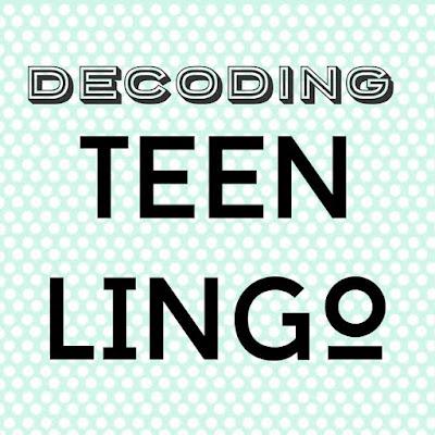 Teen Lingo 89