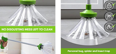 Clean Home With Critter Catcher - Spider & Insect Catcher