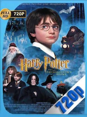 Harry Potter y la piedra filosofal (2001)HD [720P] Latino [GoogleDrive] DizonHD