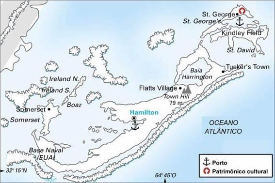 Bermudas | Território do Reino Unido