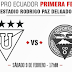 Liga de Quito vs Olmedo EN VIVO por la fecha 1 de la LigaPro 2019. HORA / CANAL