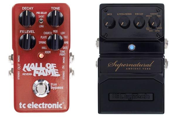 hall of fame reverb manual