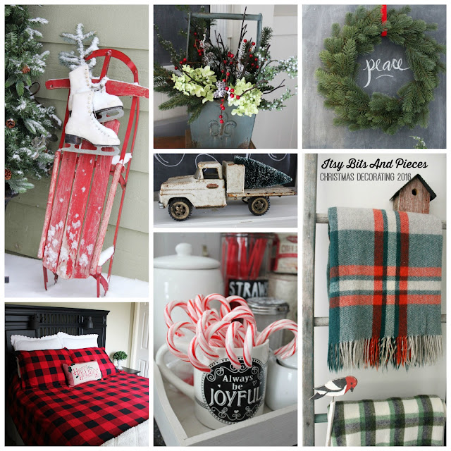 Itsy Bits And Pieces 2016 Christmas Home Tour