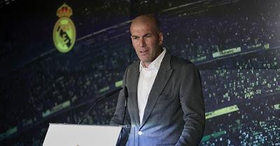 Asuntos pendientes de Zidane