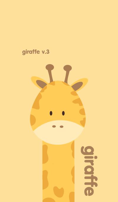 Simple giraffe v.3