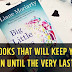 11 Books That Will Keep Your Attention Until The Very Last Page (P II)