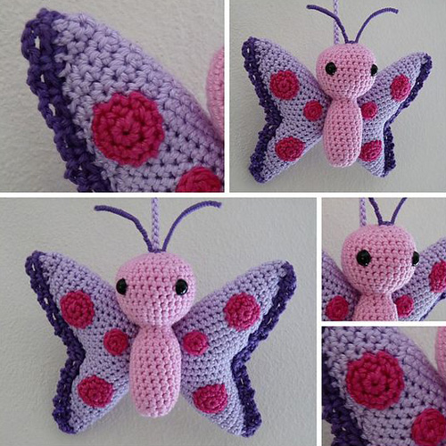 Butterfly Fladder Pattern