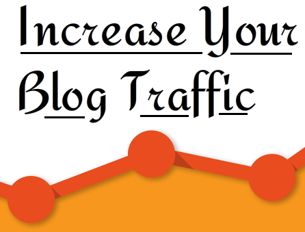 Ways on How to Increase Your  Blog Visitors in 7 Simple Steps