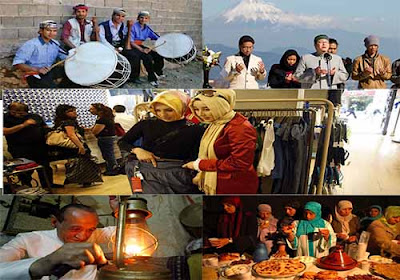 Menyambut ramadhan di berbagai negara dengan unik