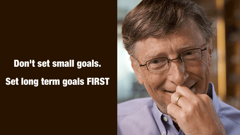 Successful People Aren't Gifted. They Just Master Some Goal Setting Techniques