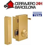 cerradura de sobreponer Tesa TS10
