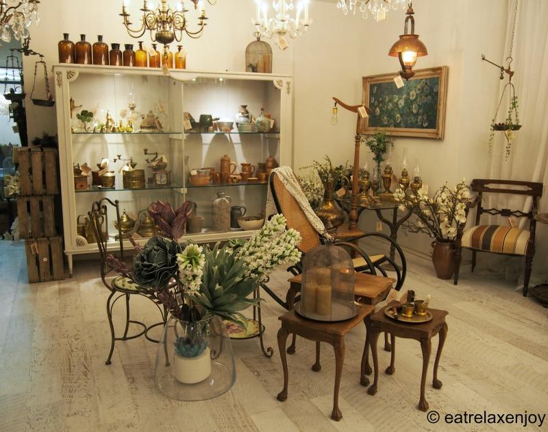 גלריה לה ברוקנט – לקחת הביתה פריטי וינטג' עתיקים מאירופה