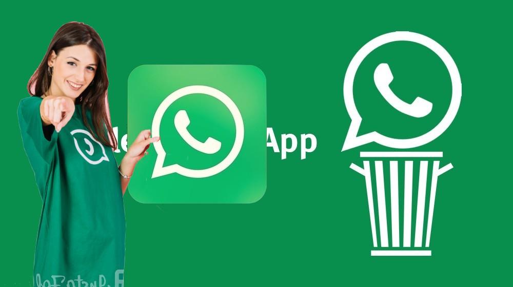 خطوات حذف مجموعة أو جروب واتس اب نهائيا Delete a WhatsApp Group