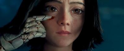 Alita - Ángel de combate - Gally - ガリィ - Yoko - Gunnm - Cine fantástico - Digital - MIBer - Pelis para MIBers - ISDI - MIB - ÁlvaroGP - Content Manager