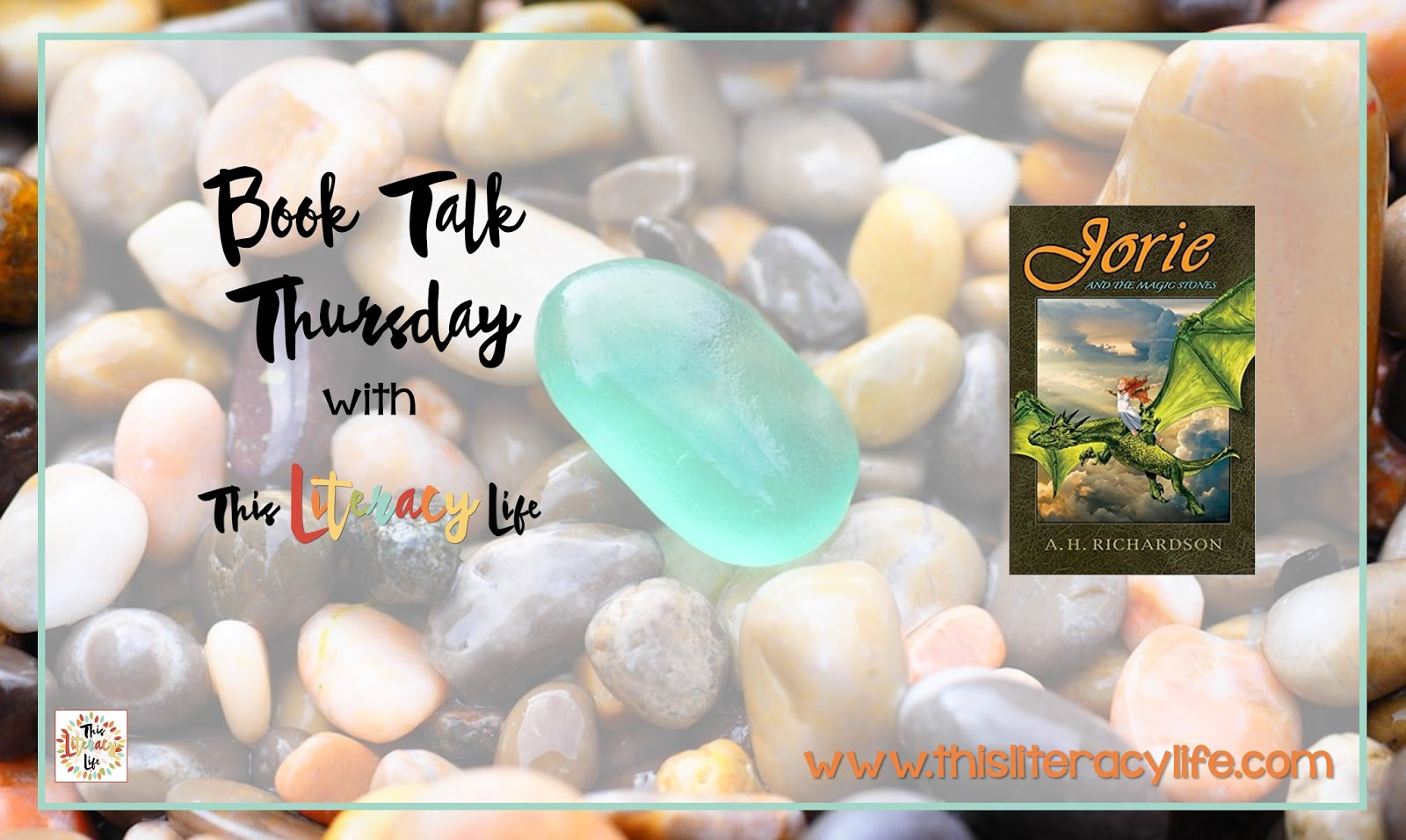 Jorie must find the magic stones for Cabrynthia,but what happens when she and Rufus go on the journey of their lifetimes?