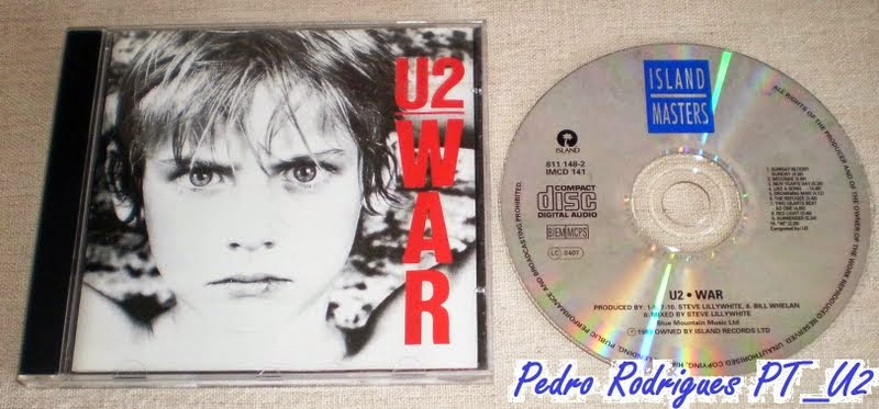 U2myworld: WAR