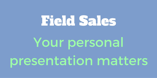 Field Sales - Your Personal Presentation