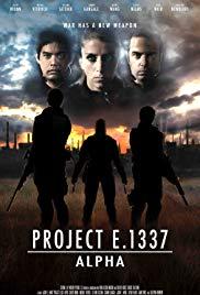 Watch Project E.1337: ALPHA Online Free 2018 Putlocker