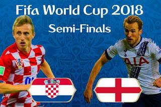 مشاهدة مباراة إنجلترا وكرواتيا بث مباشر اليوم 11-7-2018  كأس العالم 2018 اون لاين يوتيوب مباراة كرواتيا ضد إنجلترا