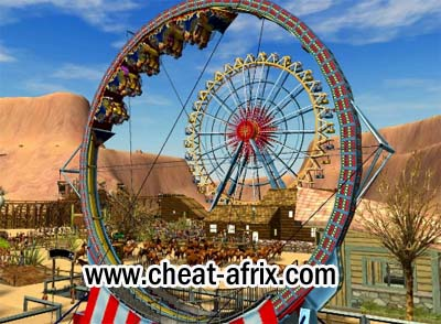 Free Download Roller Coaster Tycoon 1 Full Version For PC