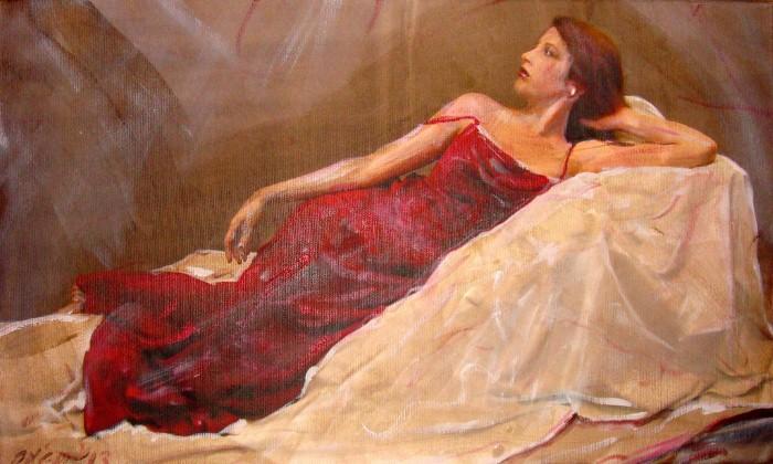 Современные художники Америки. William Oxer 5