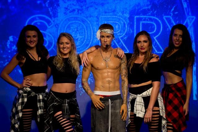Justin Bieber obtiene nueva figura de cera en el Madame Tussauds de Londres