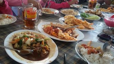 kuliner rembang-Rumah Makan Seafood Hien Rembang