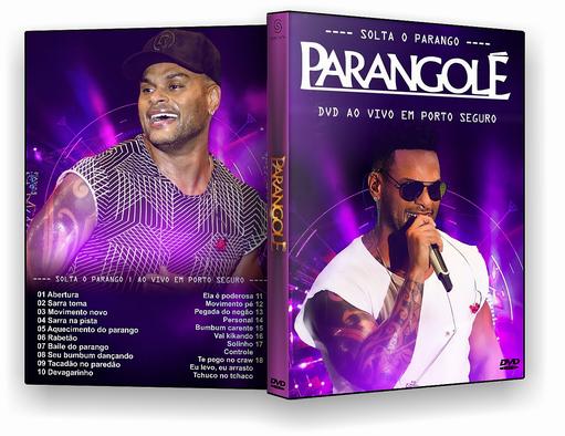 DVD – Parangolé 2018 – ISO