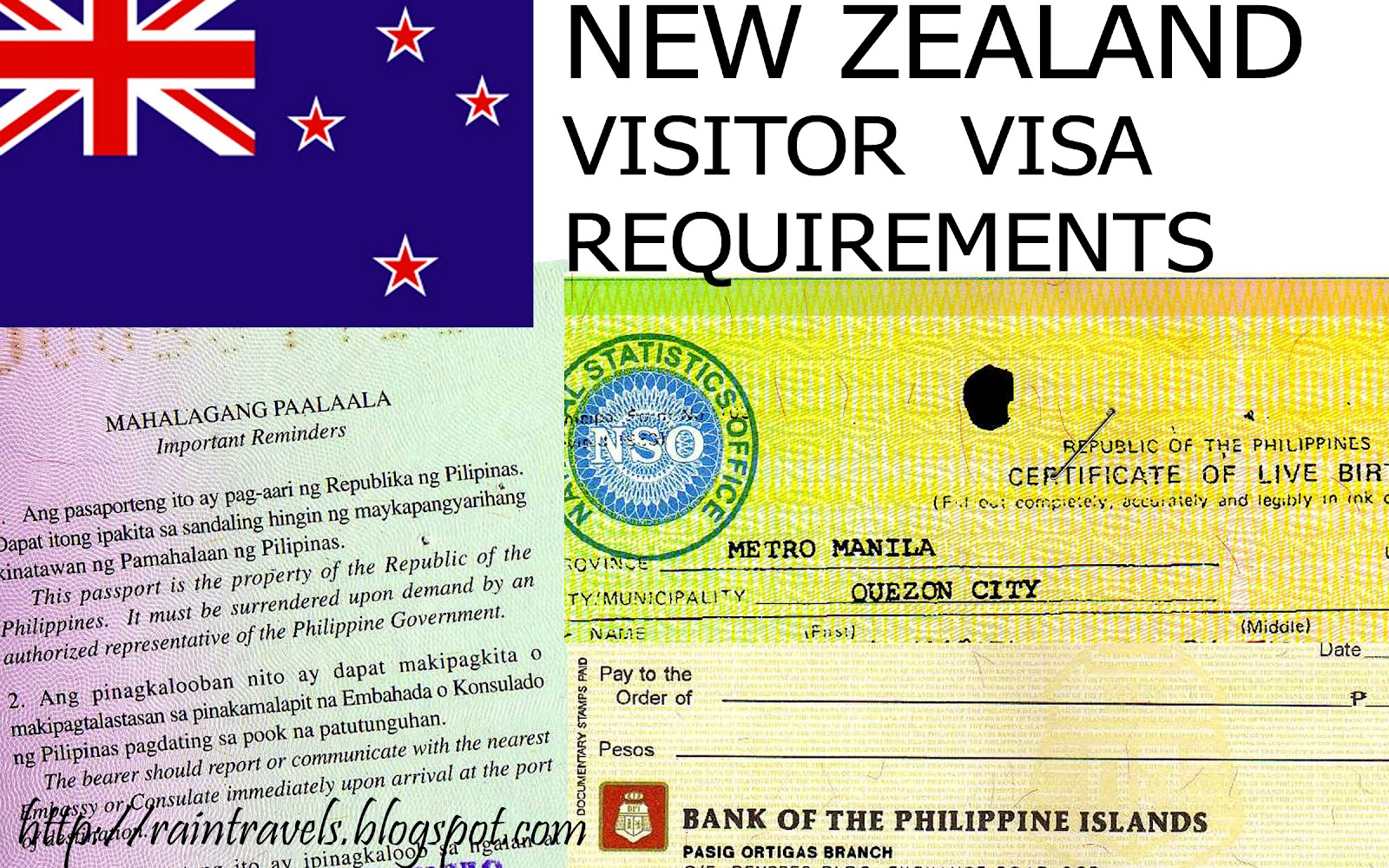 Tourist Visa To New Zealand A Guide For Filipino Travelers