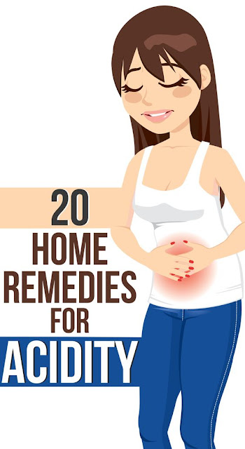 20 DIY Home Remedies for Acidity