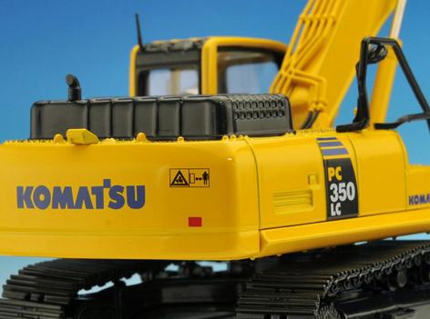 Spesifikasi Excavator Komatsu Pc600-Pc350-Pc300-Pc200