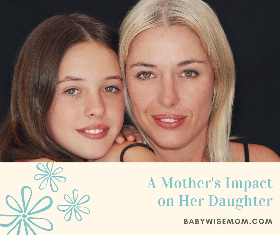 a mothers impact The tremendous influence of a mother jim davis 1 timothy 5:14 2 timothy 1:2-7  but she never thought much about the impact it would have on them imagine her .