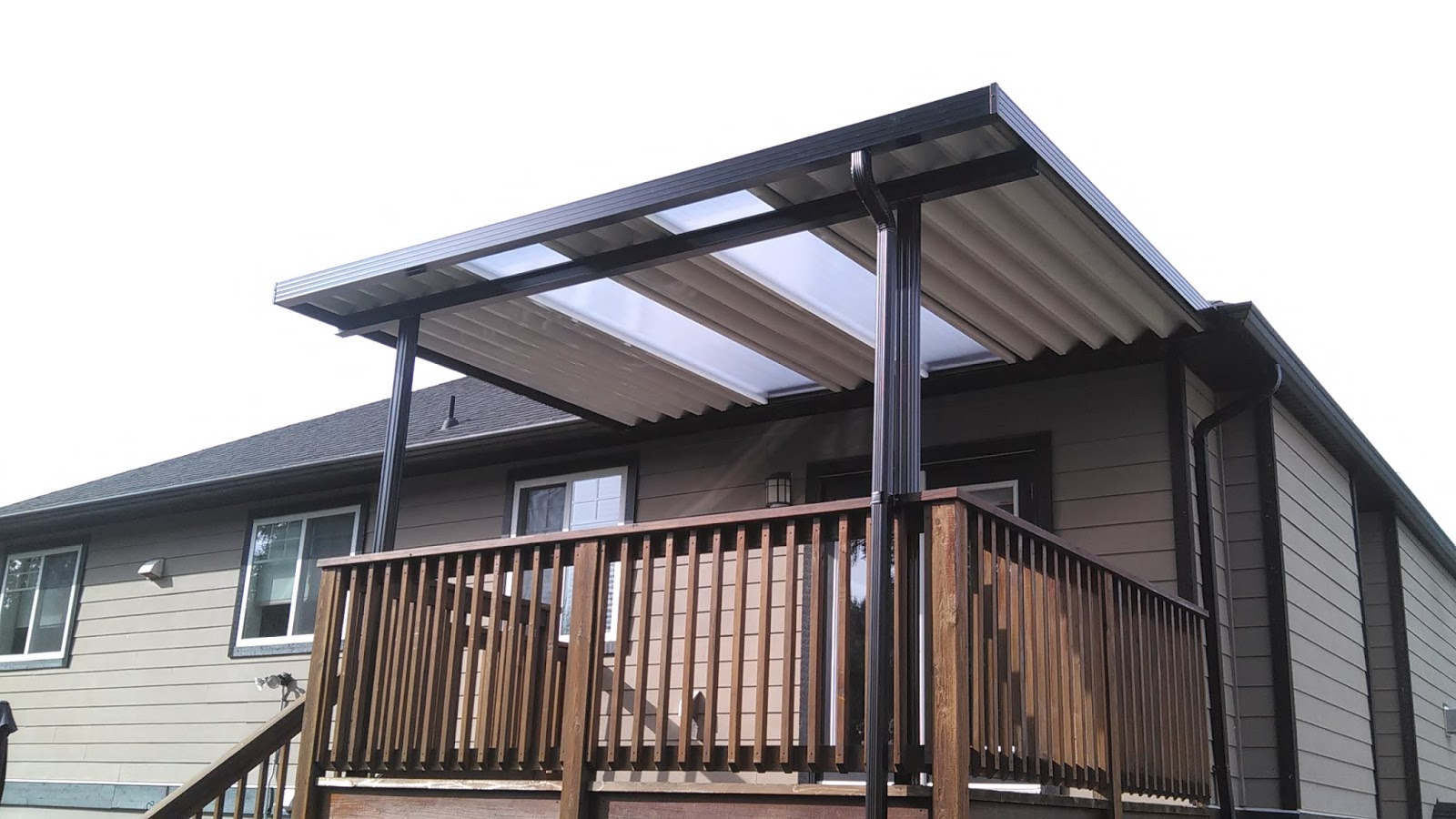 Awnings And Patio Covers Summer Heat Patio Cover