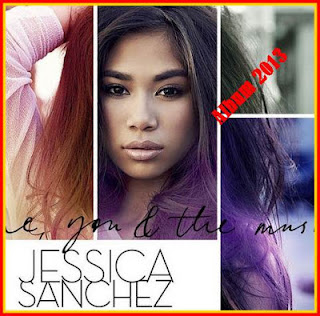 Jessica Sanchez Album Me, You and The Music cover