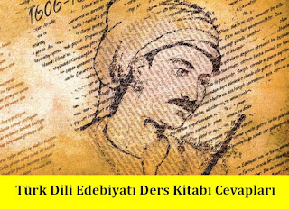 12. Sınıf Türk Edebiyatı Ders Kitabı Cevapları