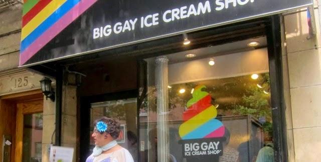 Heladería gay
