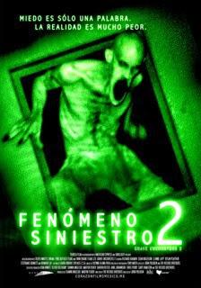 Fenomeno Siniestro 2 – DVDRIP LATINO