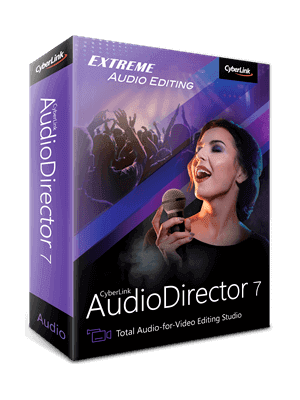 CyberLink AudioDirector Ultra box