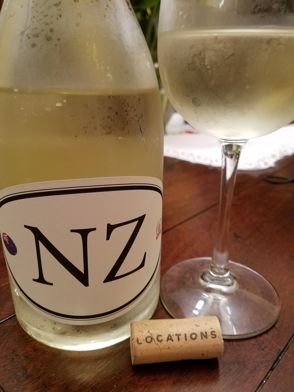It Took A Few Years But The Locations Brand Has Landed In New Zealand With The Release Of The Nz6 New Zealand Sauvignon Blanc 19 99 The Wine Is 100