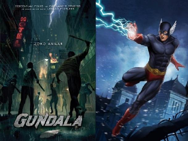 Akhirnya Gundala Dibikin Film Terbarunya, Gundala Ikon Superhero Indonesia