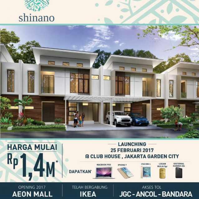 Rumah Mewah Murah Di Cakung Jakarta Timur Harga Mulai 1 4 Milyar Rumah Properti