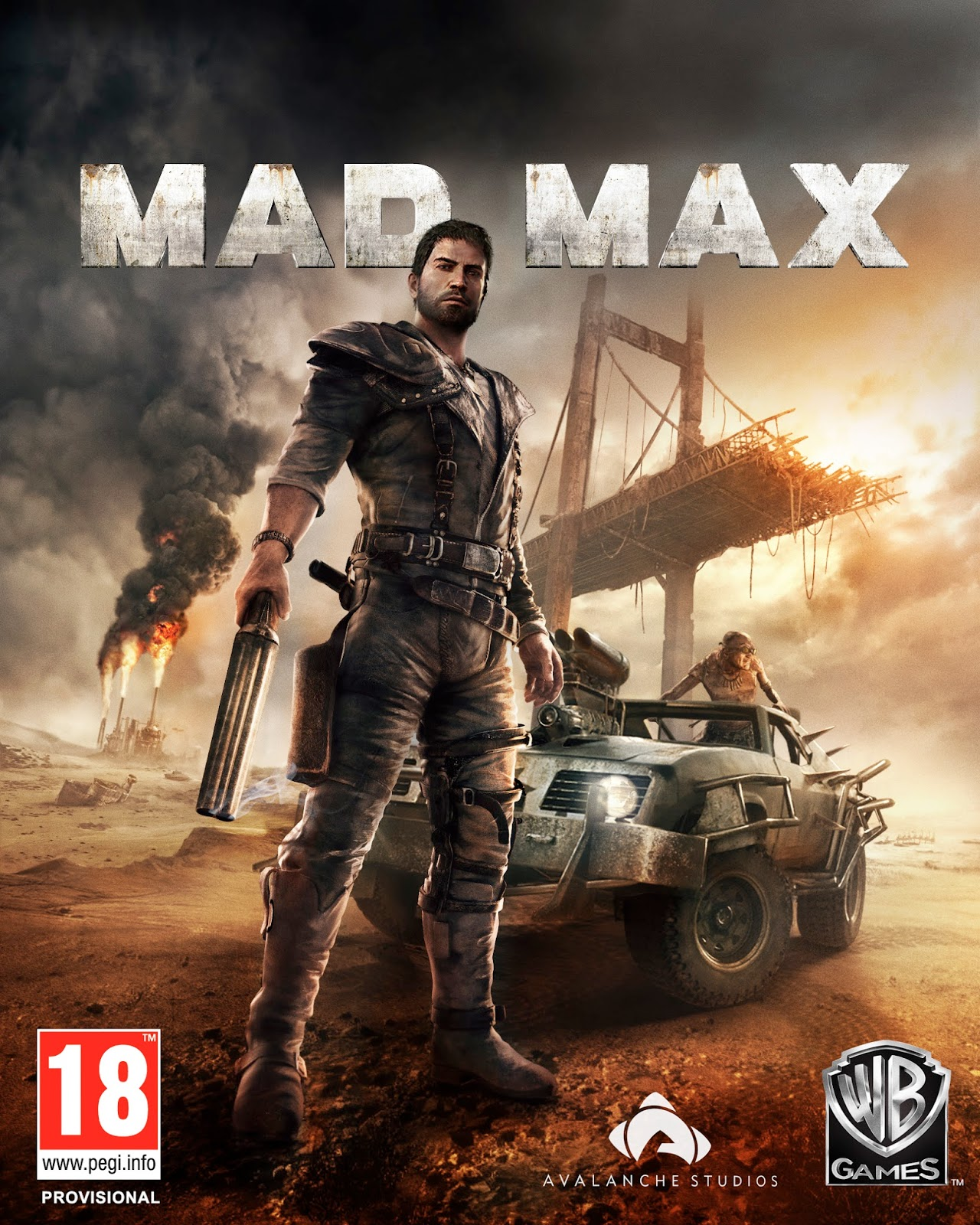 Mad Max Is Unplayable Due To Map Bug