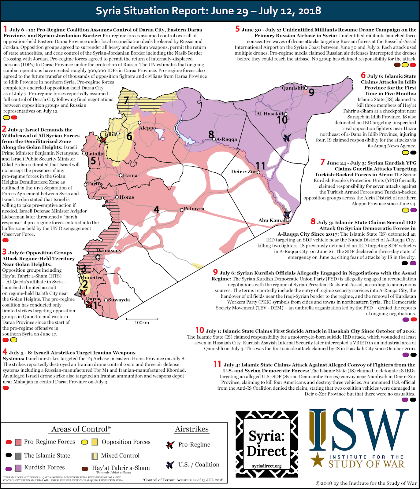 read isw s assessment of the threat that russia and iran pose to american forces in eastern syria